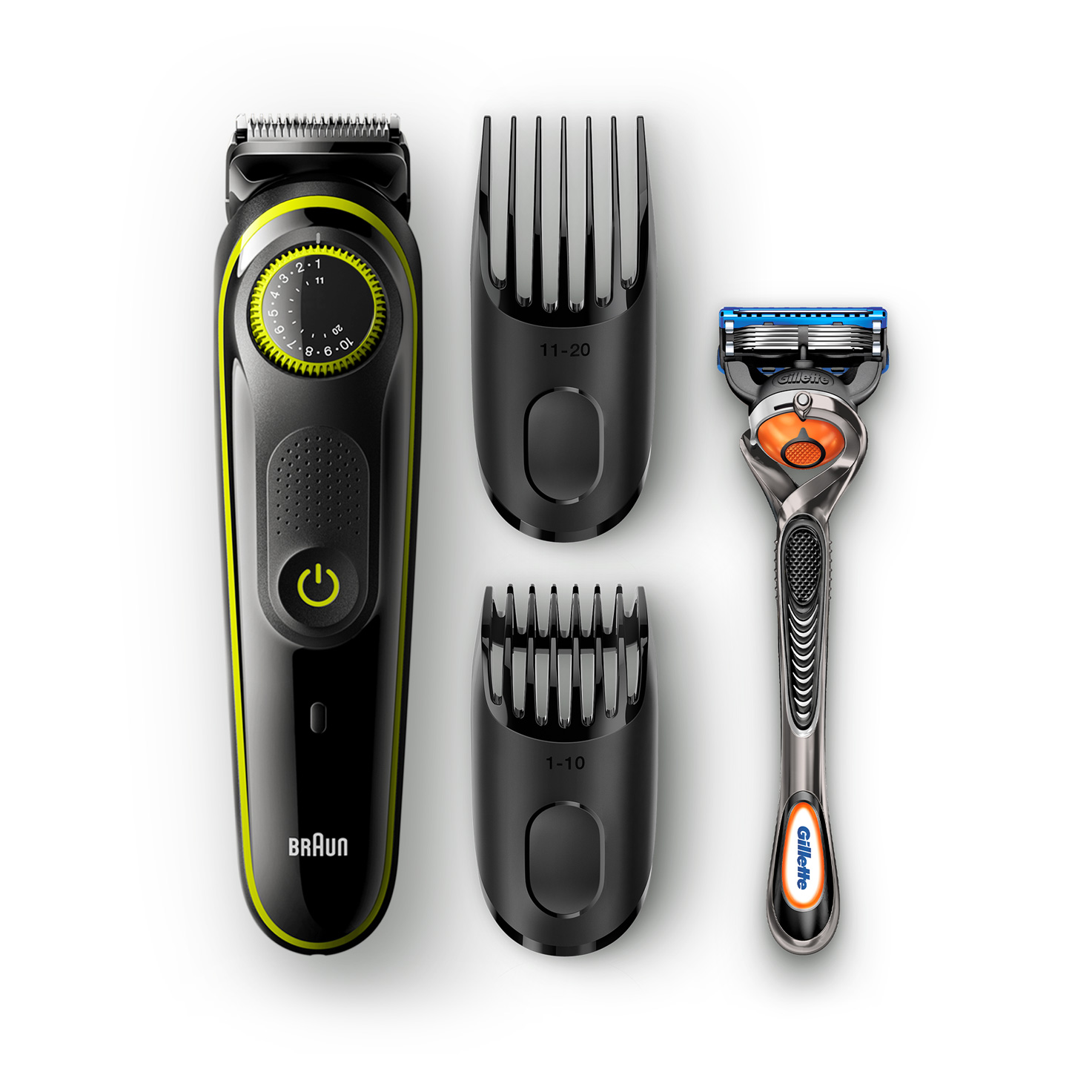 Braun BeardTrimmer BT3041 - What´s in the box