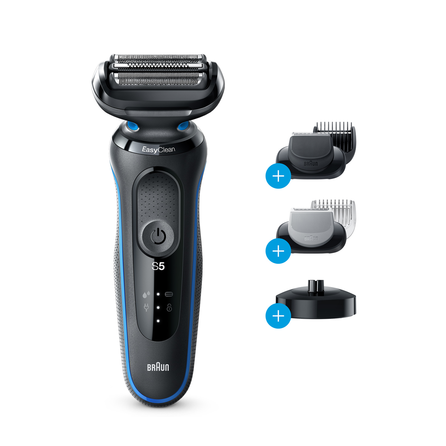 Braun Series 5 50 W4650cs Electric Shaver