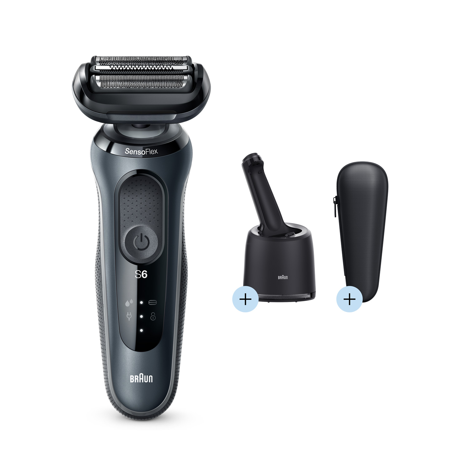 Series 6 60-N7000cc Electric Shaver
