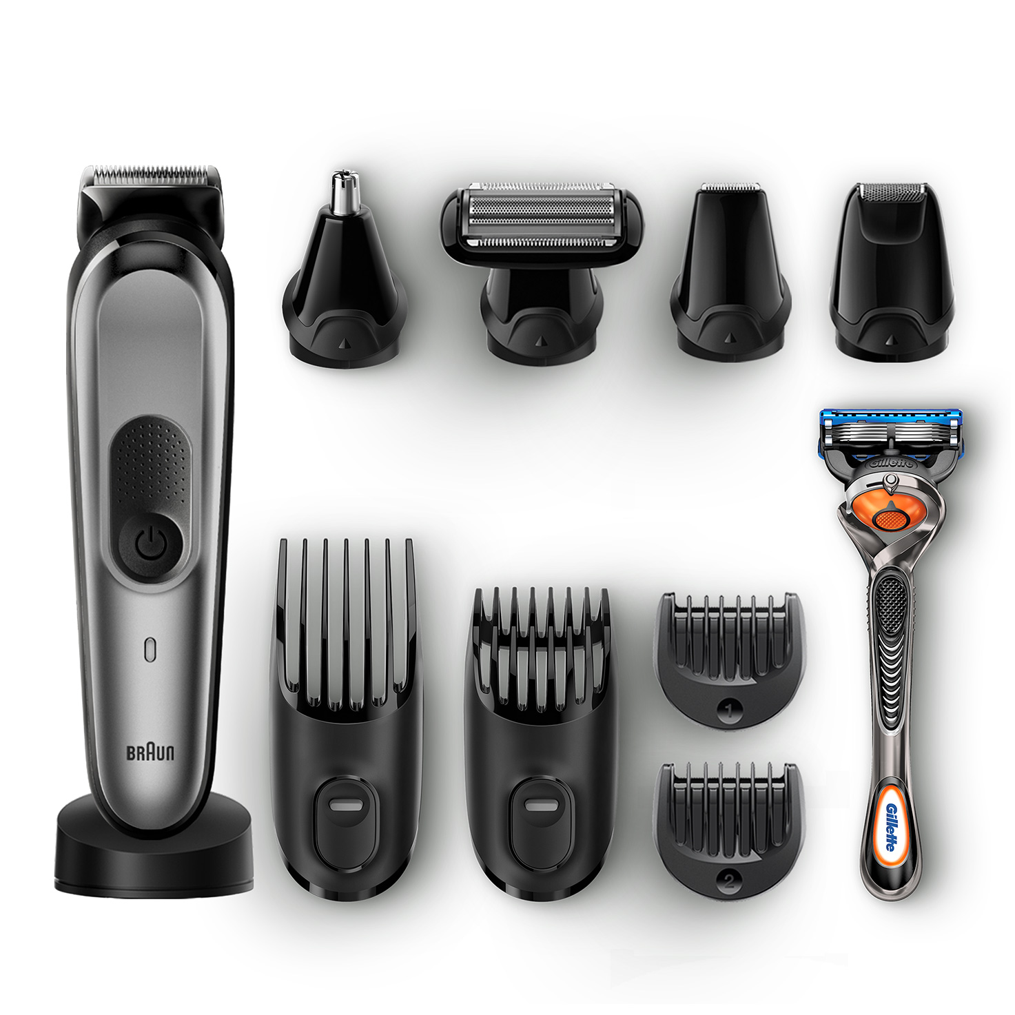 Braun All-in-one trimmer MGK7020 - What´s in the box