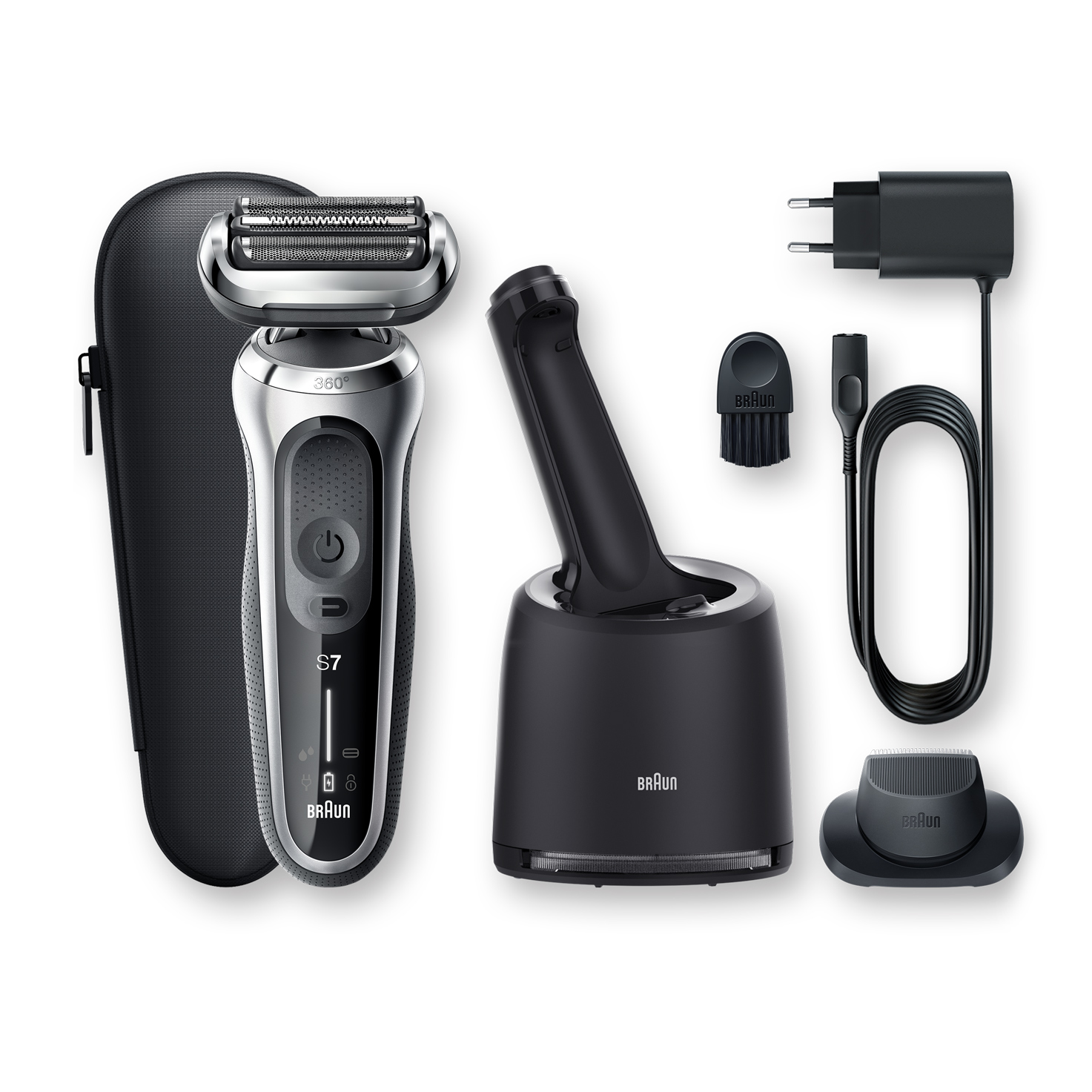 Braun Series 7 70-S7200cc Electric Shaver