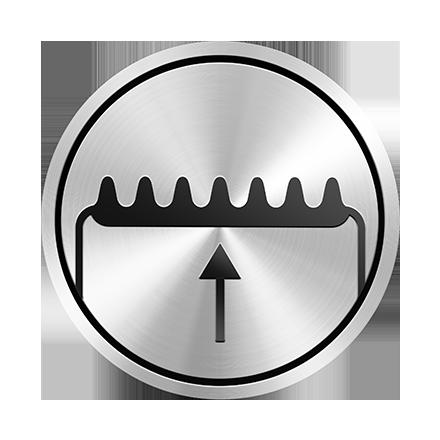 Триммер для точного подравнивания