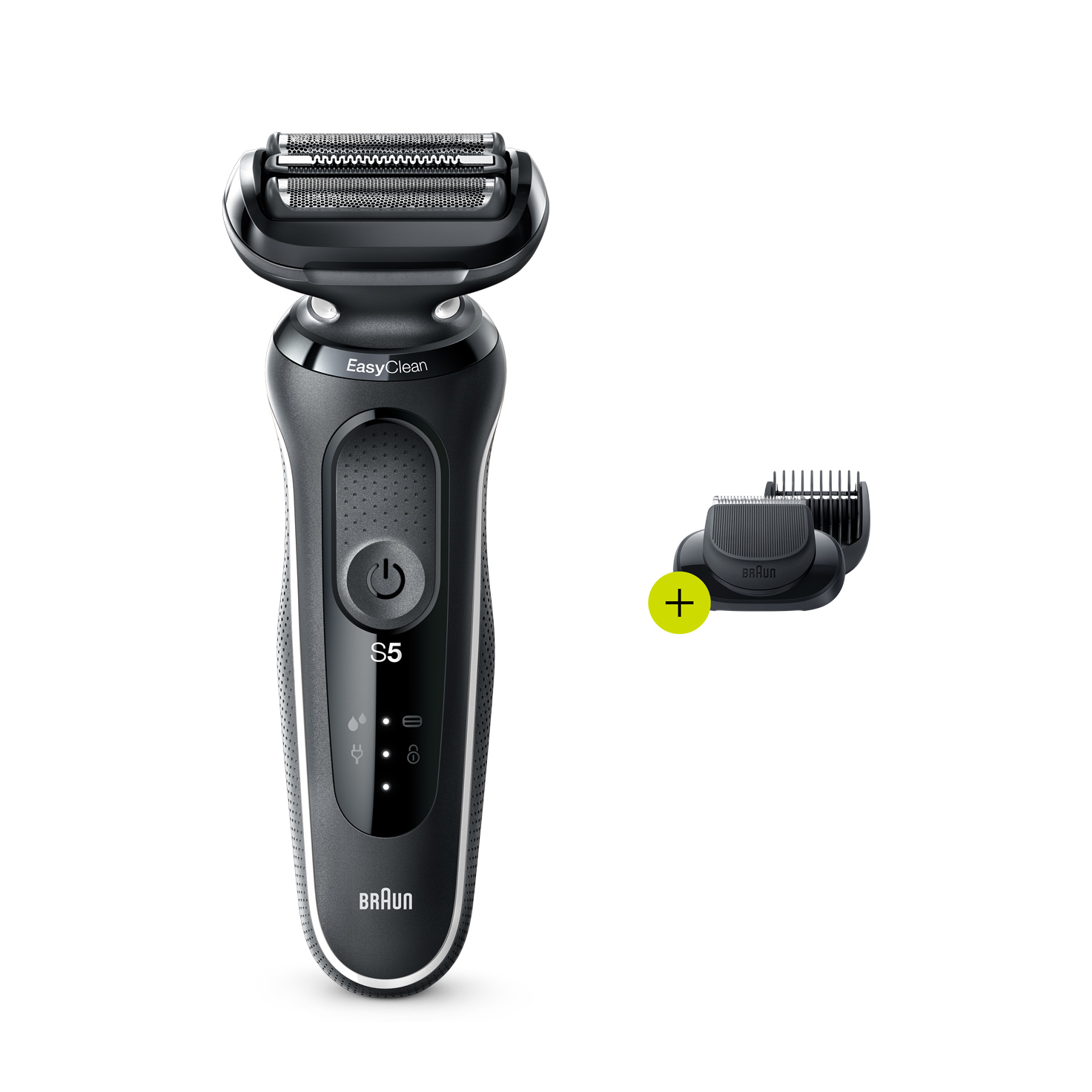 Braun Series 5 50-W1500s Electric Shaver