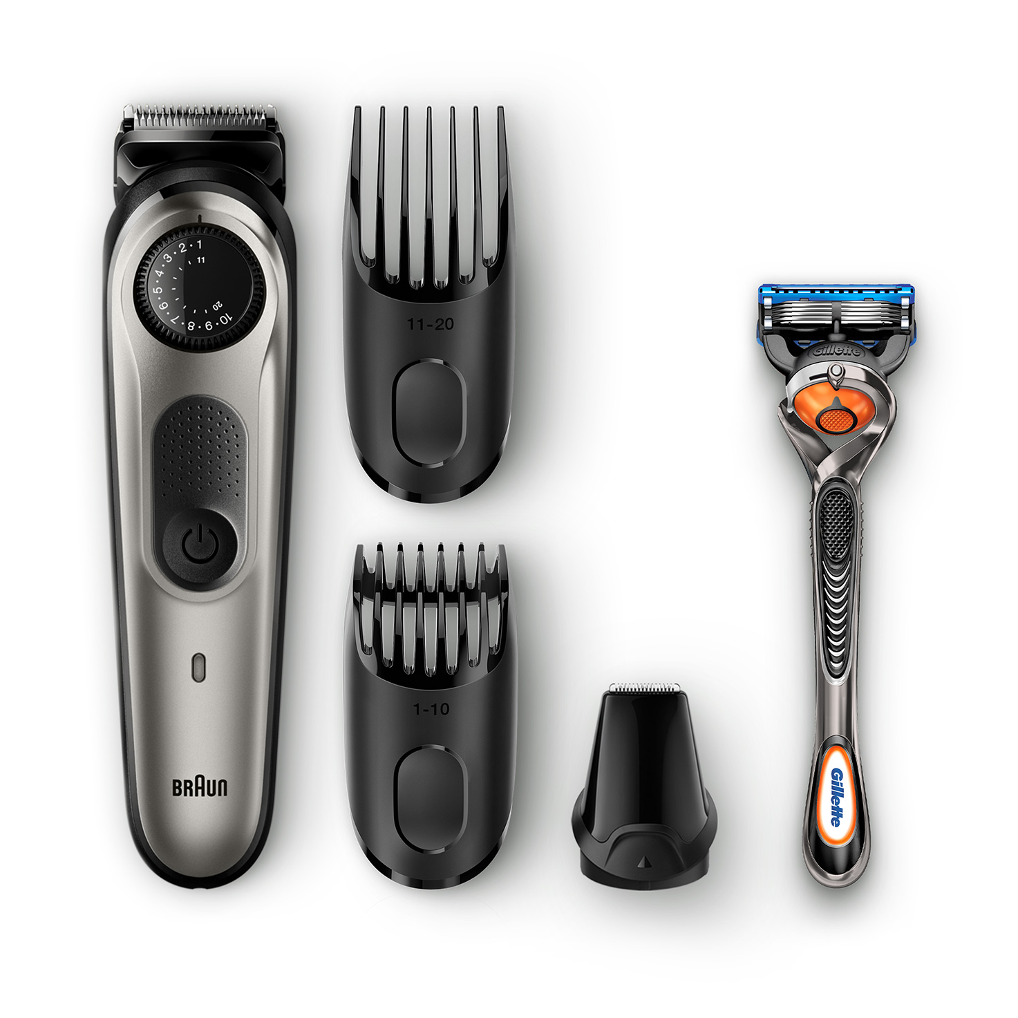 Braun BeardTrimmer BT5060 - What´s in the box