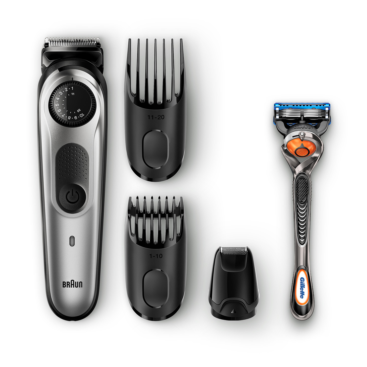Braun BeardTrimmer BT6065 - What´s in the box