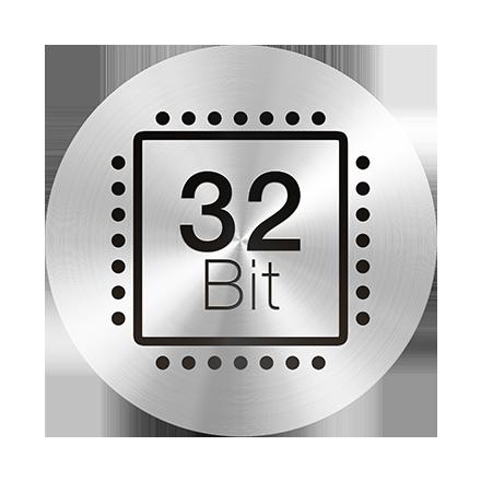 Улучшенный электронный чип 32bit