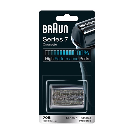 Braun Series 7 Combi 70B Cassette Replacement pack