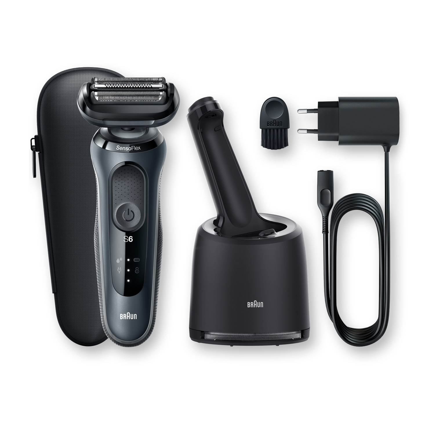 Braun Series 6 60-N7000cc Electric Shaver