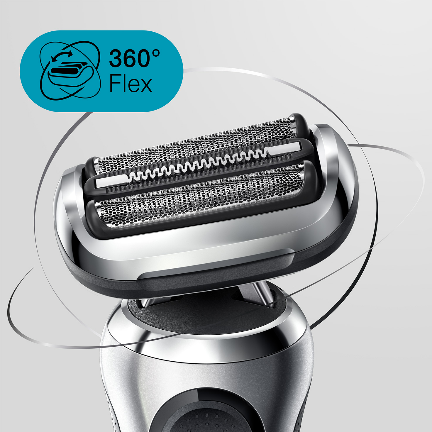 Braun Series 7 70 Electric Shaver silver