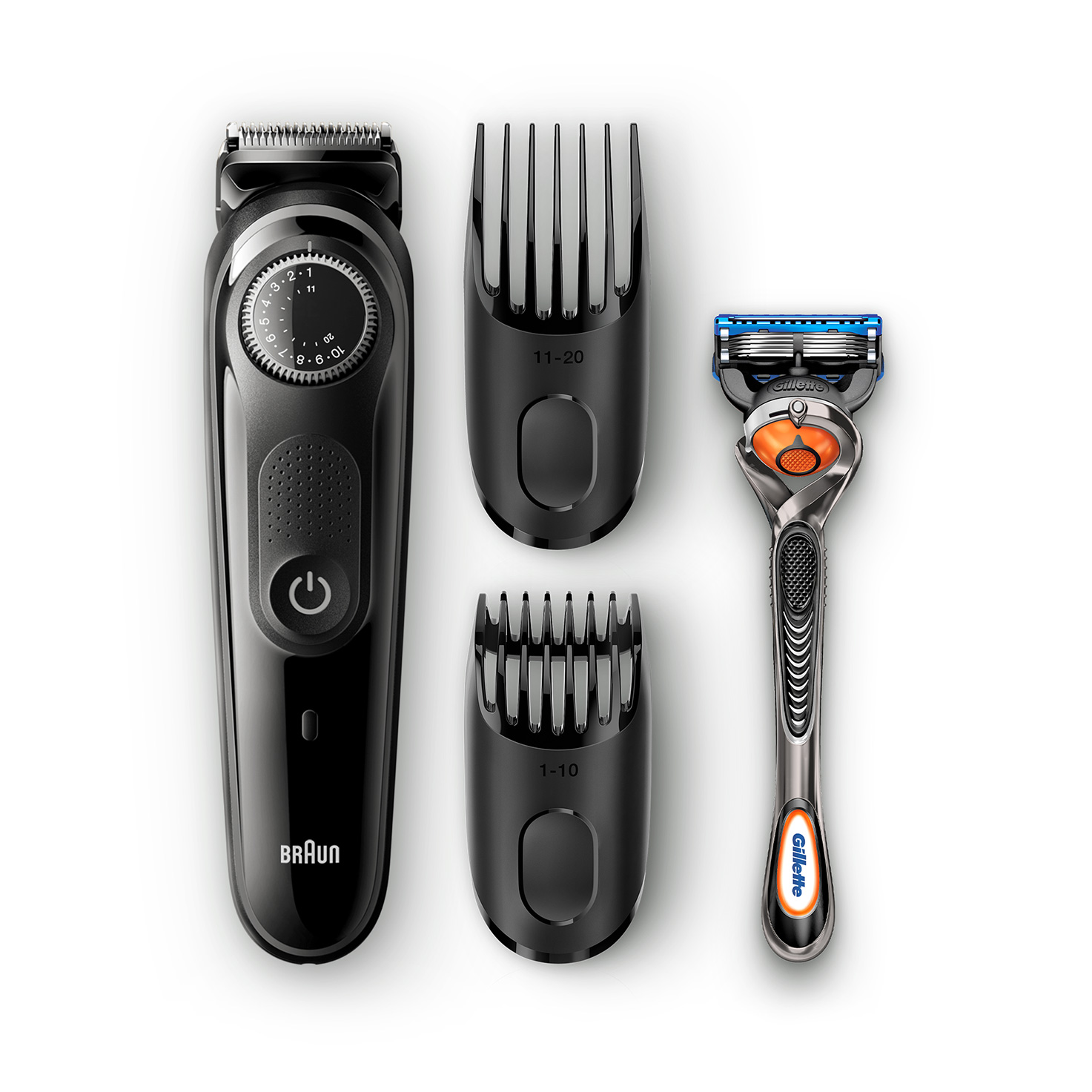 Braun BeardTrimmer BT5042 - What´s in the box