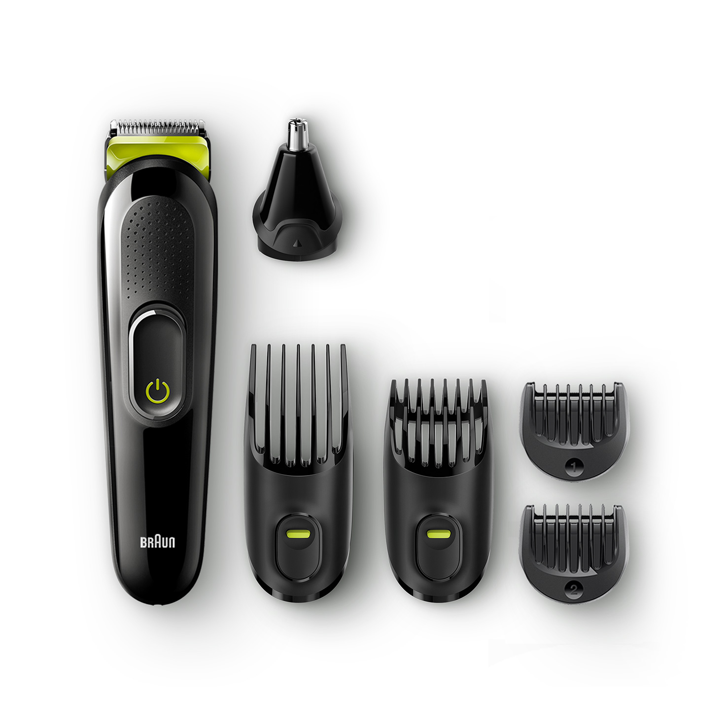Braun All-in-one trimmer MGK3021 - What´s in the box