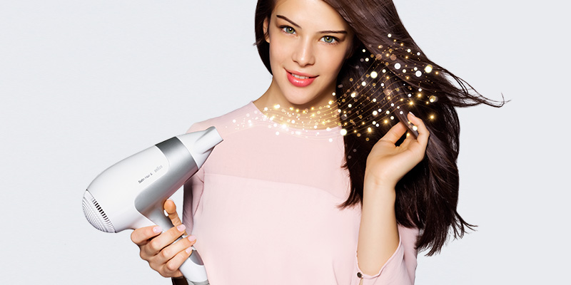 Фен Braun Satin Hair PowerPerfection
