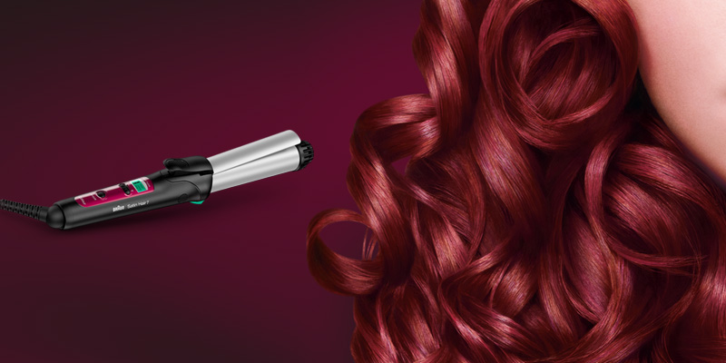 Стайлер для завивки волос Braun Satin Hair 7 Colour