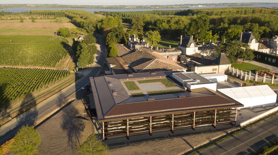 Château Beychevelle Chai