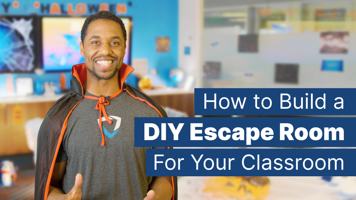 How To Build A Diy Escape Room For Your Classroom