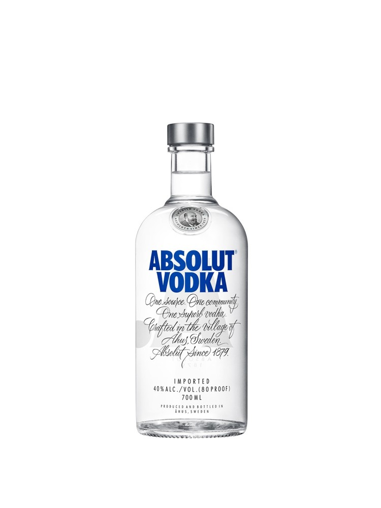 Absolut 70cl pullokuva