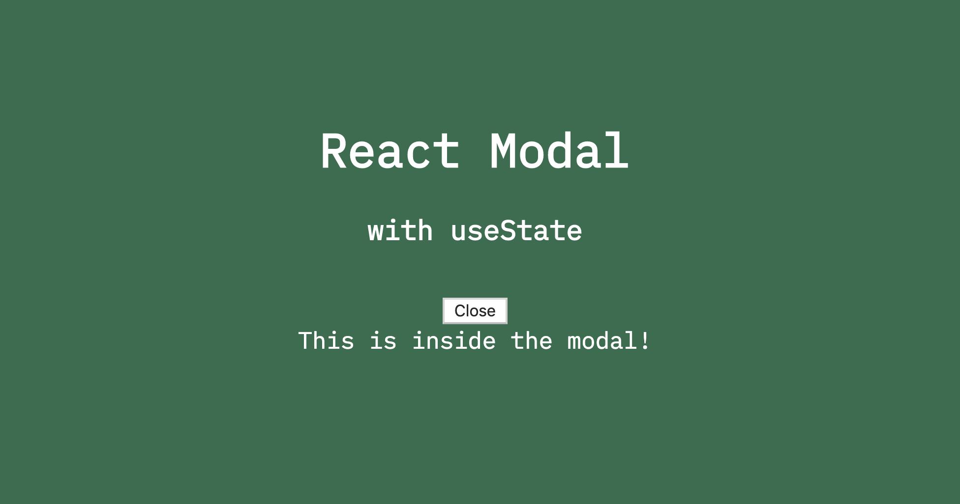 react-modal-2