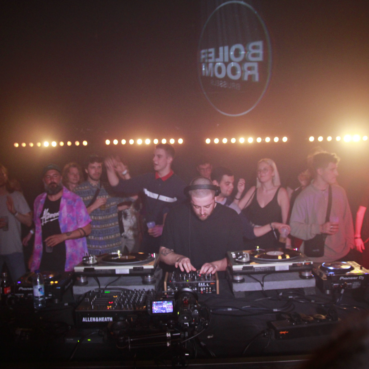 Alfred Anders Boiler Room at Listen Festival 2019