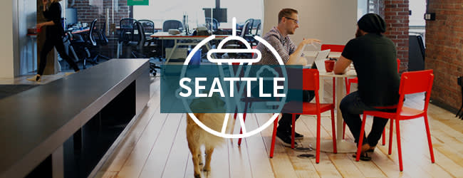 Seattle is a top city for software engineers.