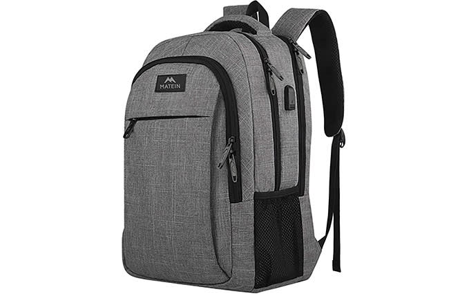 Tech friendly backpack from Amazon