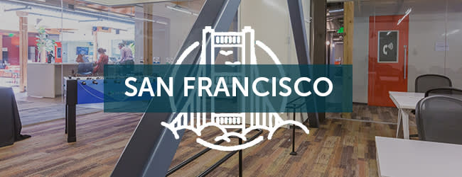 San Francisco, California is a top city for software engineers.