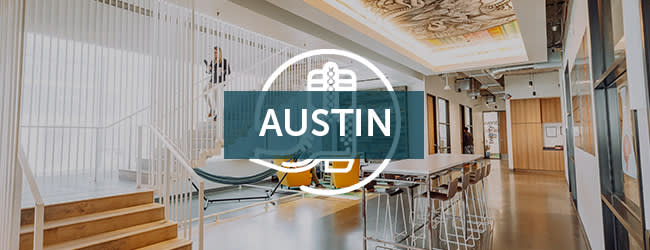 Austin, Texas is a top city for software engineers.