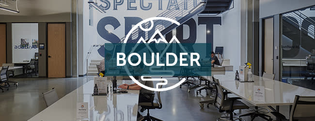Boulder, Colorado is a top city for software engineers.
