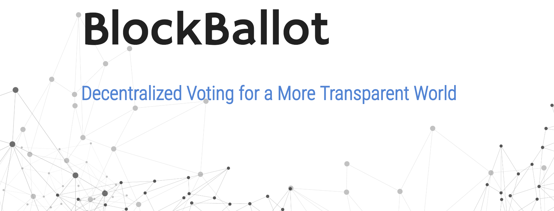 Students Build a Voting App with Blockchain's Image