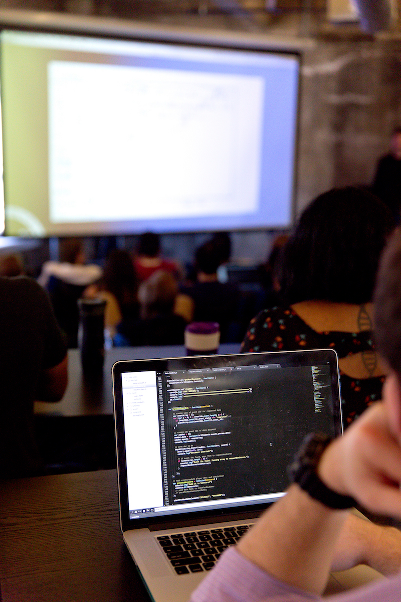 hack reactor, coding bootcamp, javascript, software engineer