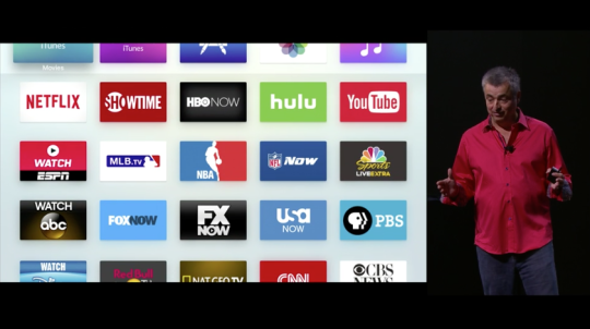 Apple TV Shows That Hardware is Turning Soft's Image