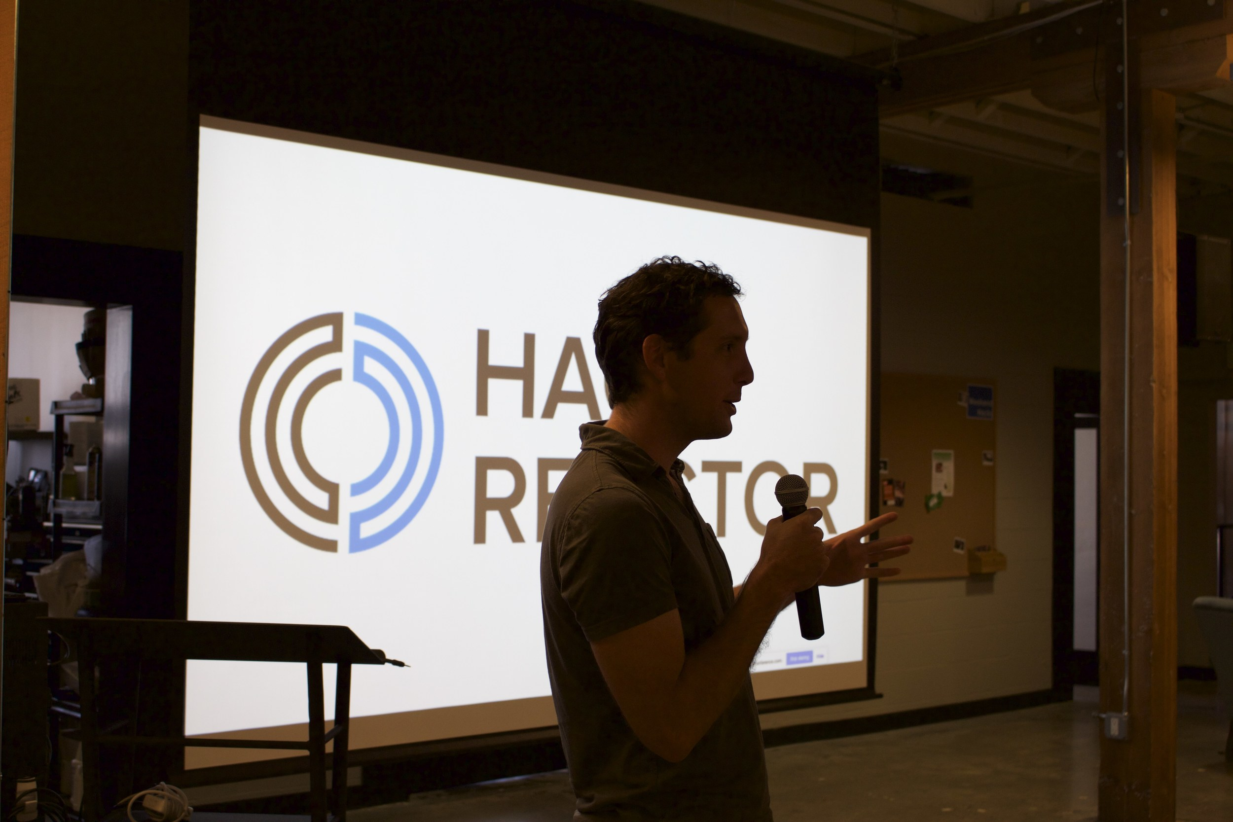 Cofounder Shawn Drost Discusses Initiative to Teach Prisoners to Code at Planet Labs Colloquium's Image