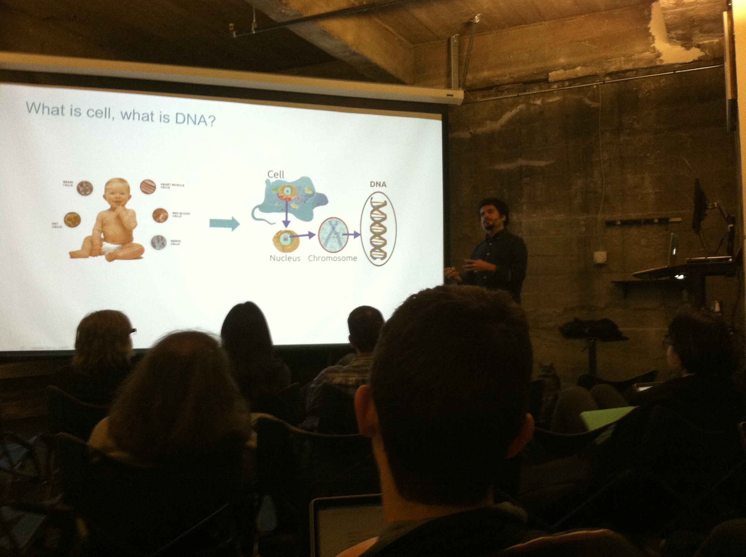 Bina Technologies Lead Software Engineer Explains Why Genomics Needs Coders's Image
