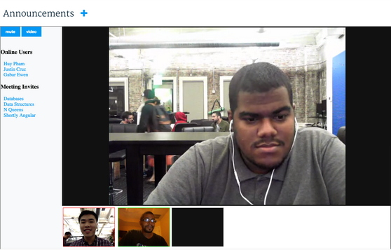 Online Students Create WebRTC Library for Video Conferencing Apps's Image
