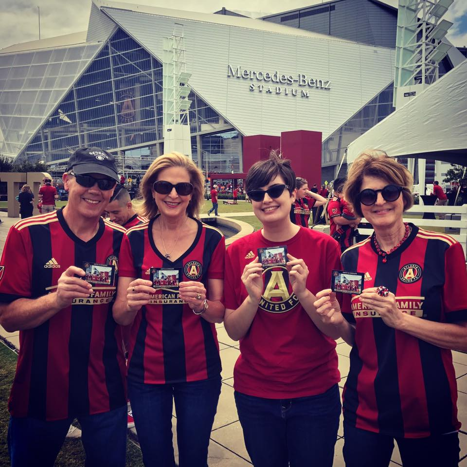 Atlanta United Fans Using Mag-nificent