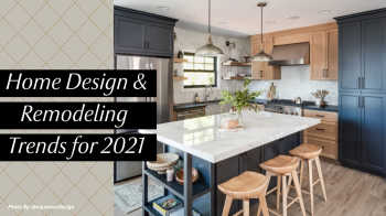 William W Whatley 5 Inspiring Home Design and Remodeling Trends for 2021 Portfolio Image