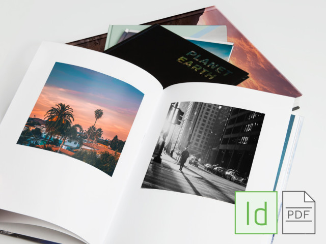 Photobook PDF-Upload | CB4