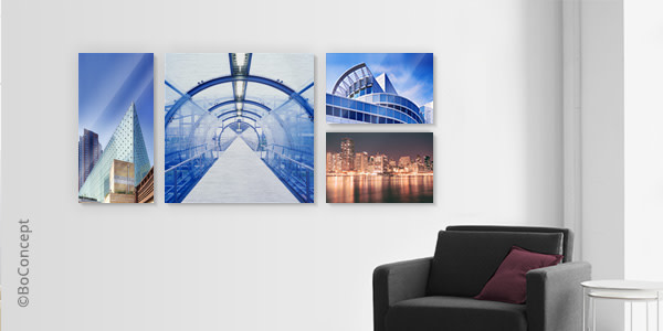 Metal Print Products in Overview
