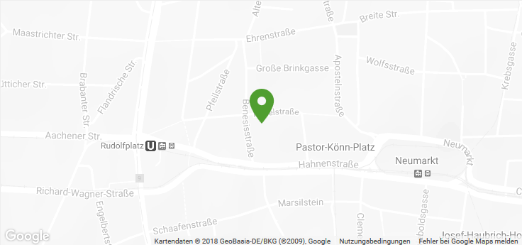Map Store Koeln