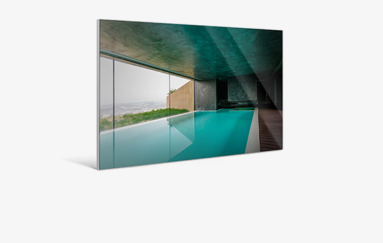 Promo Images | Acrylic Print with Slimline Case | hover