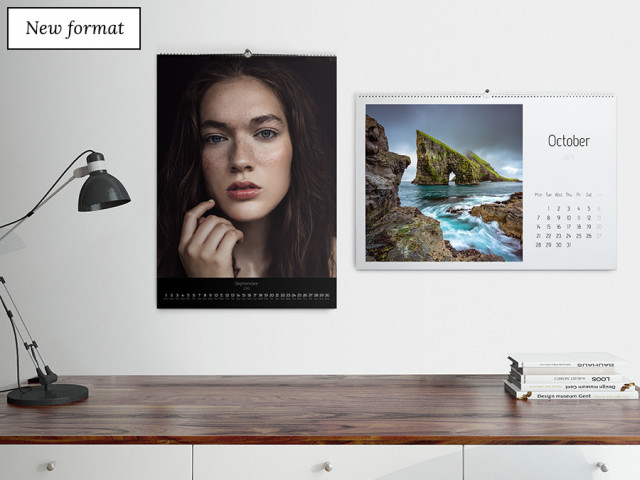 FineArt Photo Calendar