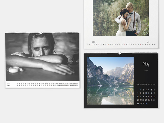 Photo Calendar | Layout