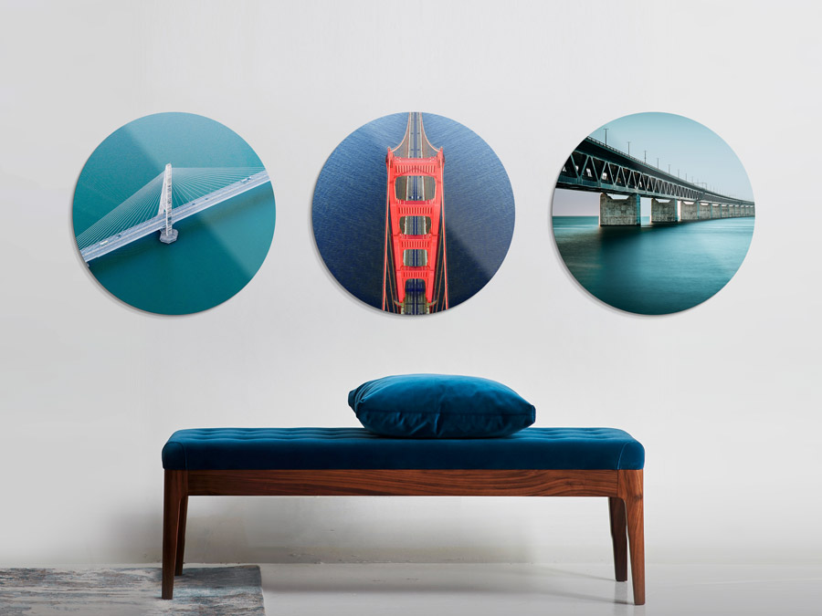 CutOuts | Round Photo Prints