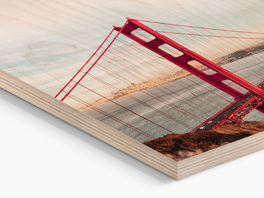 Direct Print On Wood | Navigation View