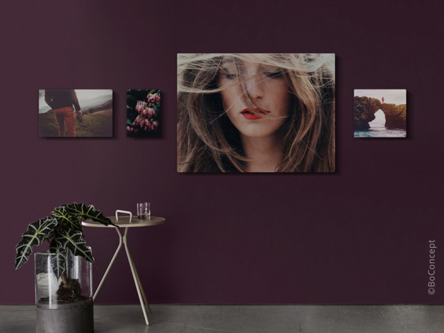 Select from square, portrait, landscape, or panorama formats!