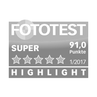 Fototest Super 91 Punkte