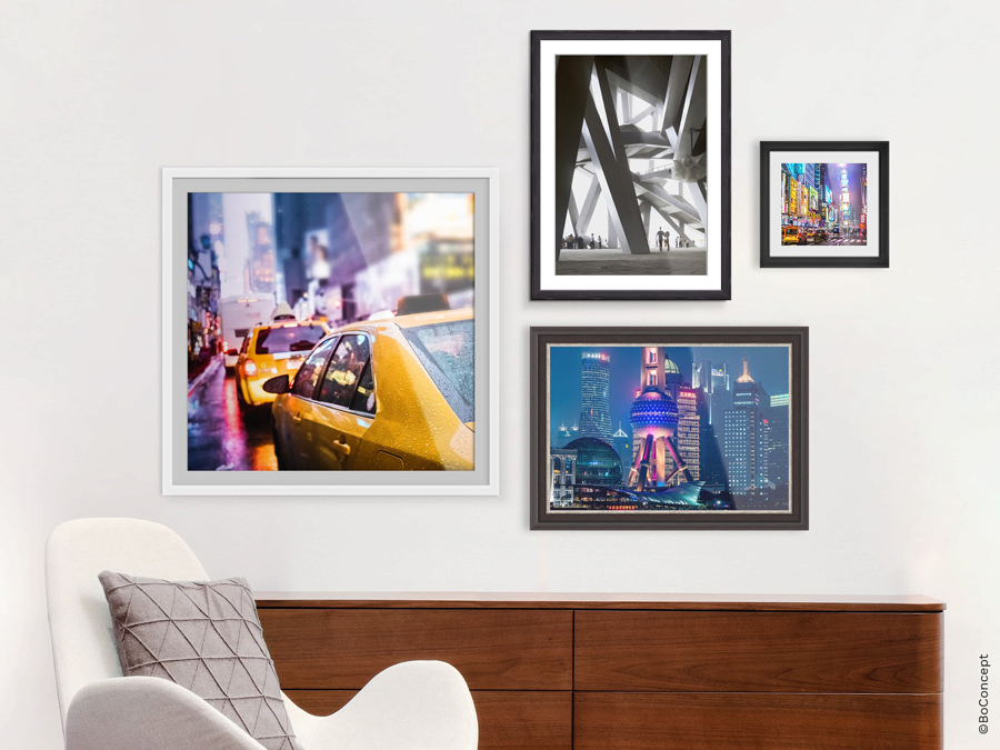LightJet Print on Fuji Flex High Gloss | Formats and Frames