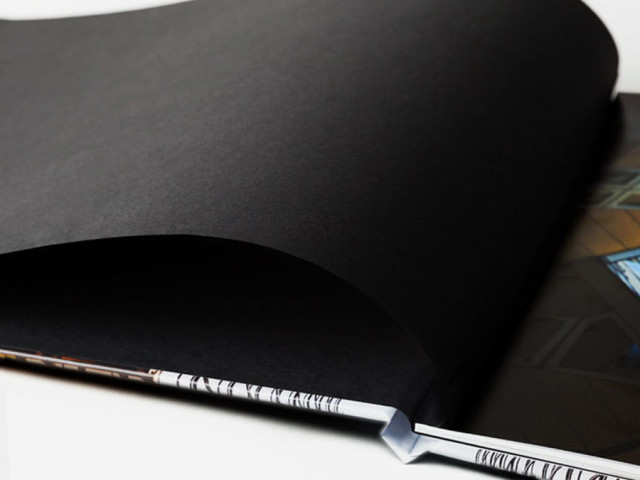 Photobook Hardcover | black