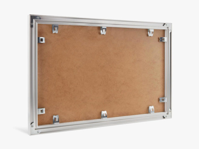 Aluminum Standard Frame | Backing