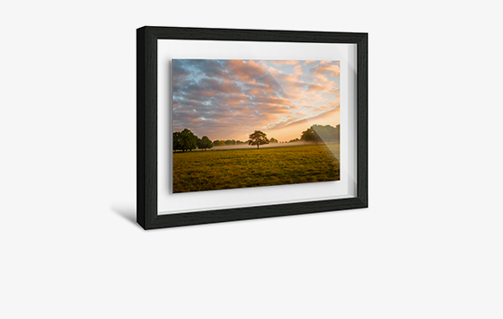 Promo Images | Shadow Box Frame | hover