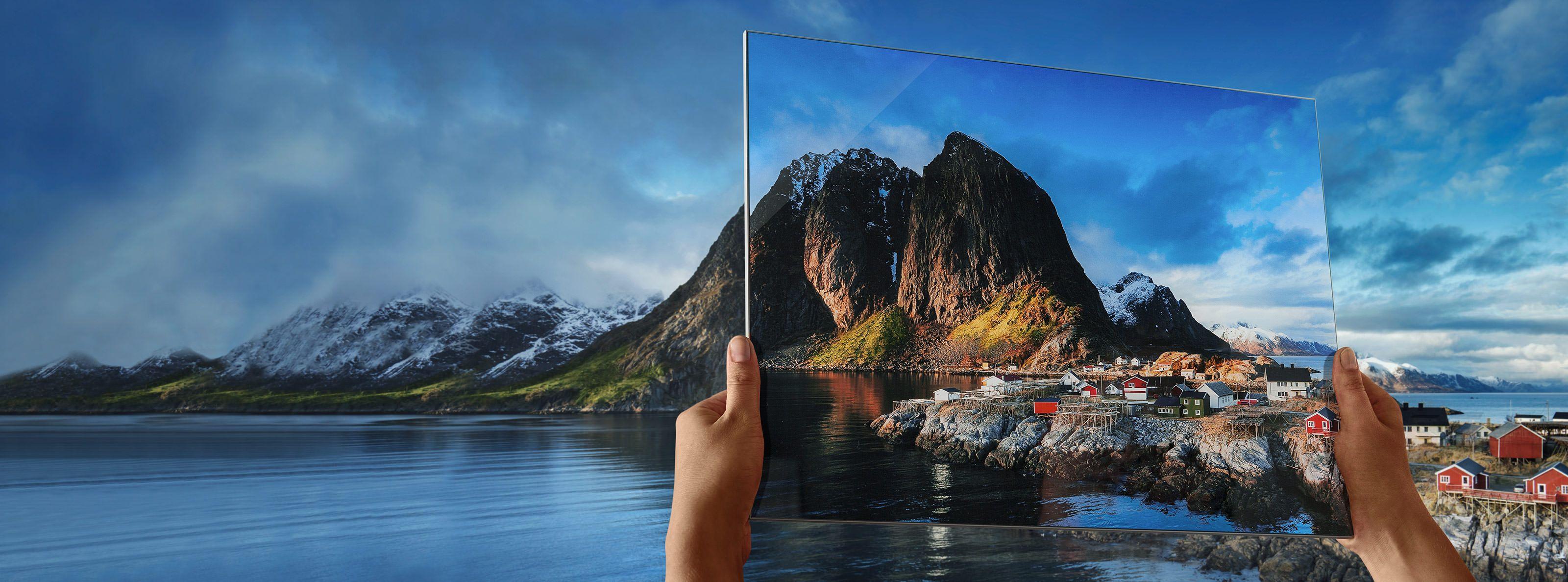 Fotos hinter Acrylglas auf Alu Dibond Leinwand Fotobuch